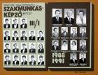 1991-95 között végzettek